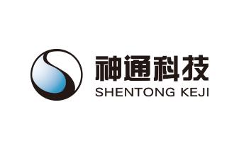 神通科技logo设计