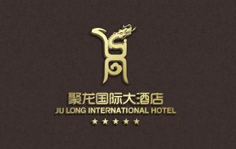 聚龙大酒店LOGO设计