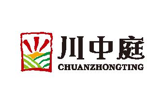 川中庭logo设计