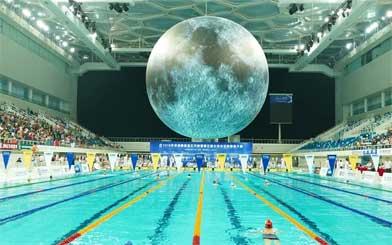 京津冀游泳大赛