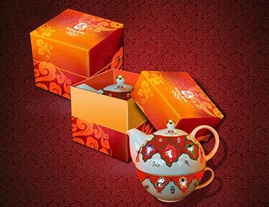 2008奥运礼盒设计