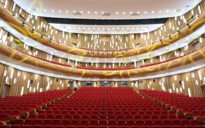 佛山大剧院标志(LOGO)设计征集正式启动
