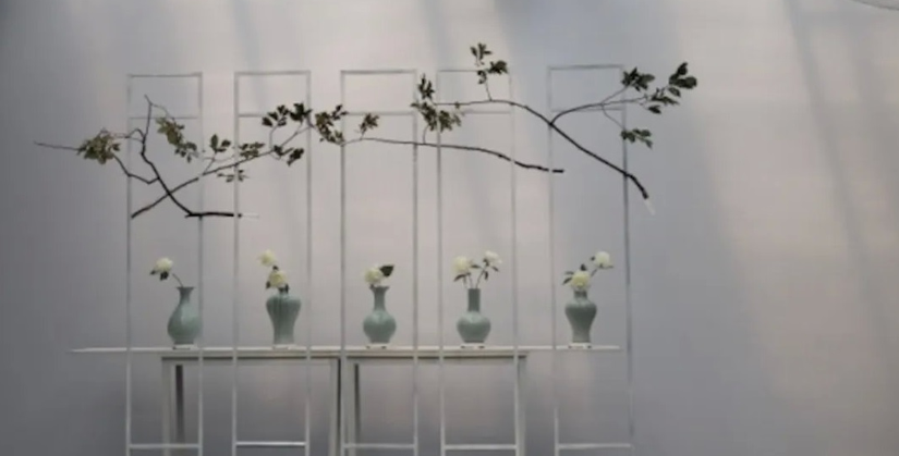 中国元素如何成就新中式花艺设计